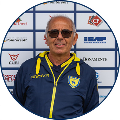 Allenatori Alberto Vanoni