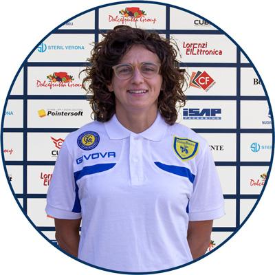 Team Manager Deila Boni