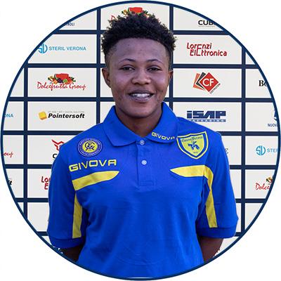 Vice Allenatore Joyce Asamoah