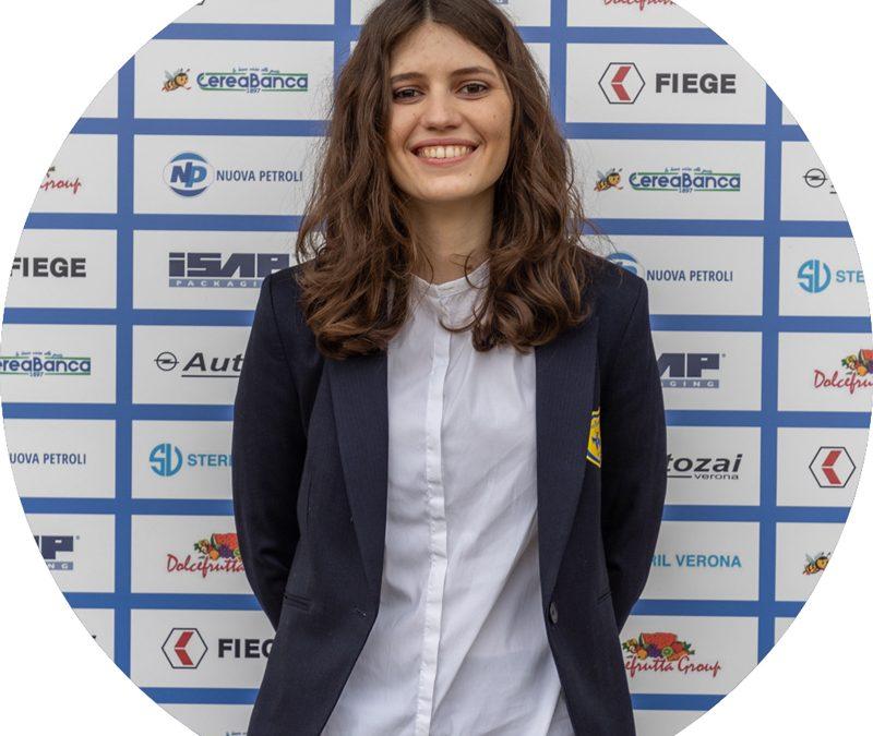 Team Manager Primavera Marta Magalini