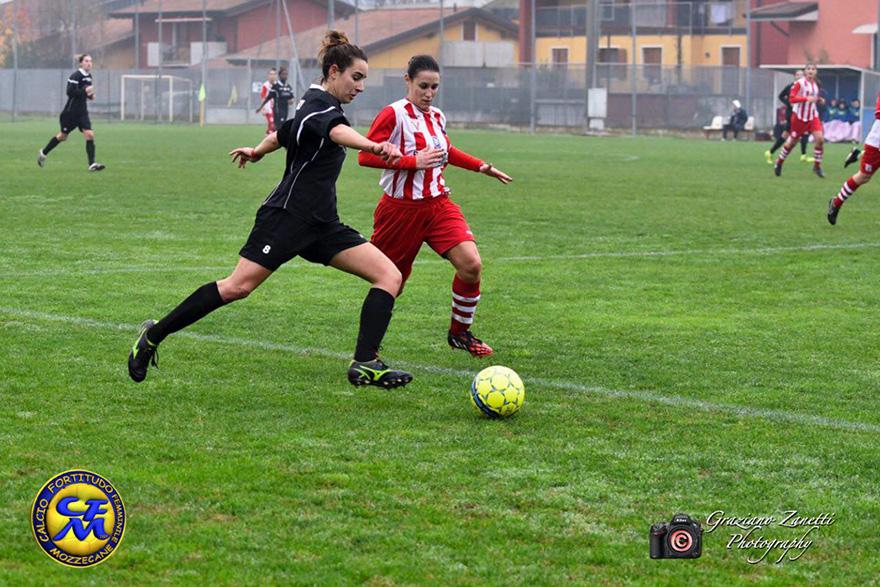 Chiara, talento silenzioso ma costante: «In campo non ho paura di nulla. Serie B: orgoglio e sacrificio»