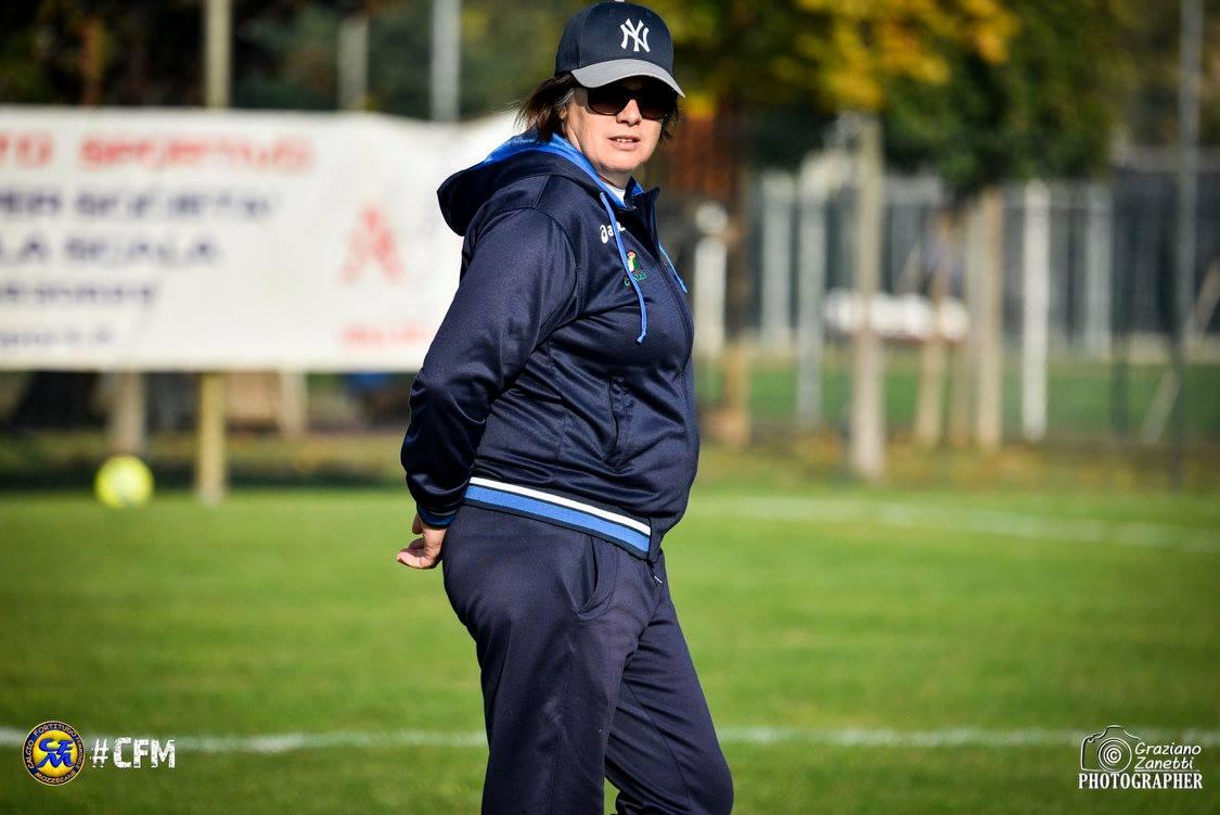 """Saliscendi Mozzecane, Comin a tutto campo: «La Fortitudo è """"pazza"""" come il suo allenatore. Ma siamo giovani e cresceremo»"""