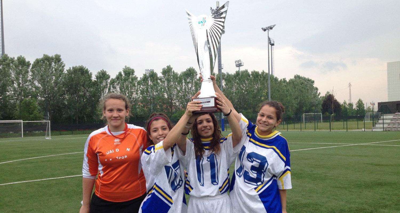Rappresentative, Verona è campione. Le gemelle Mele, Zanca e Magalini portano in alto i colori del Mozzecane