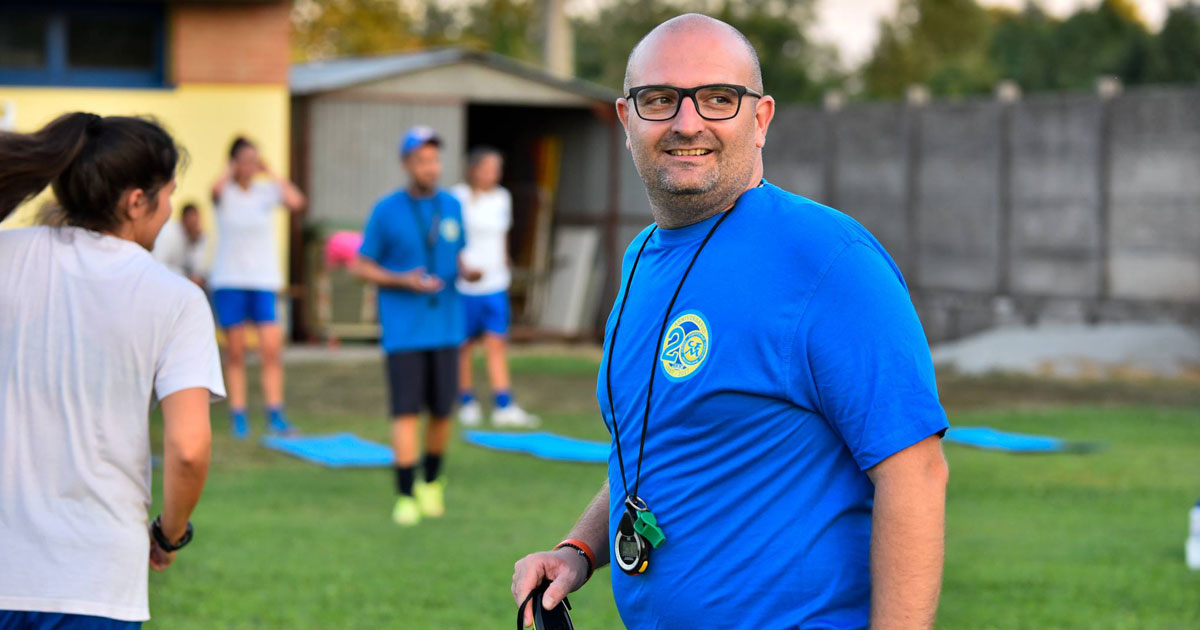 La Fortitudo dopo una settimana di allenamenti: parla il tecnico Bragantini