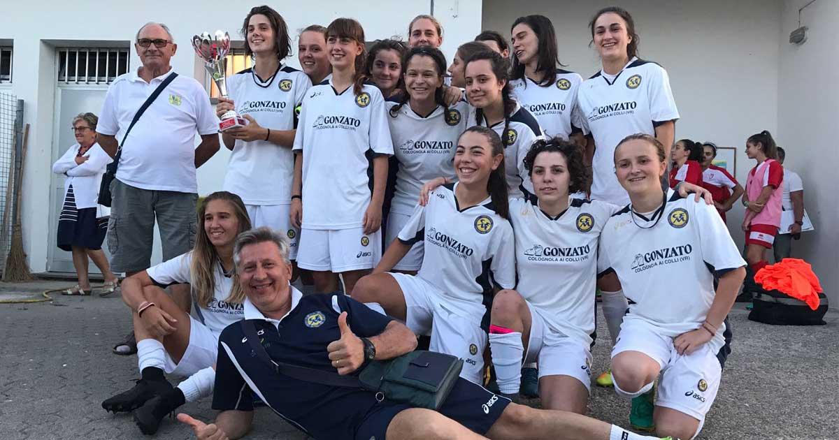 Primavera: 2° Memorial Sante Galli – Torneo di calcio femminile