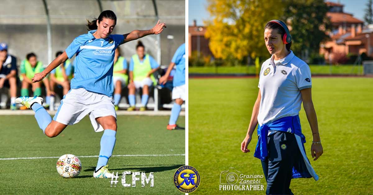 Rachele Peretti: «Una gioia per me fare gol e fornire assist»