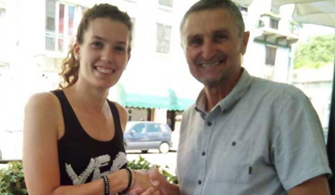 Chiara Groff: «Mi aspetta un campionato competitivo e stimolante»
