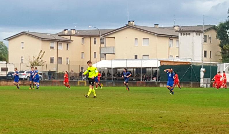 Primavera, pioggia di gol contro il San Zaccaria