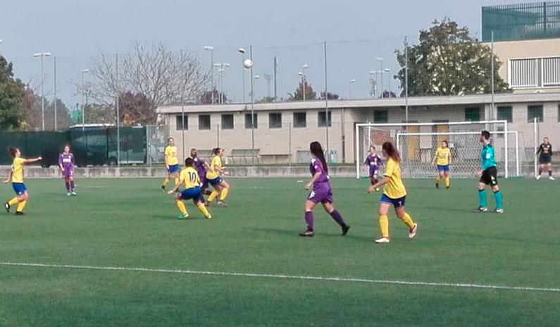 Allieve, sconfitta beffarda col Padova