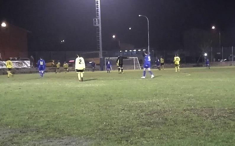 Allieve: vittoria con pioggia di gol