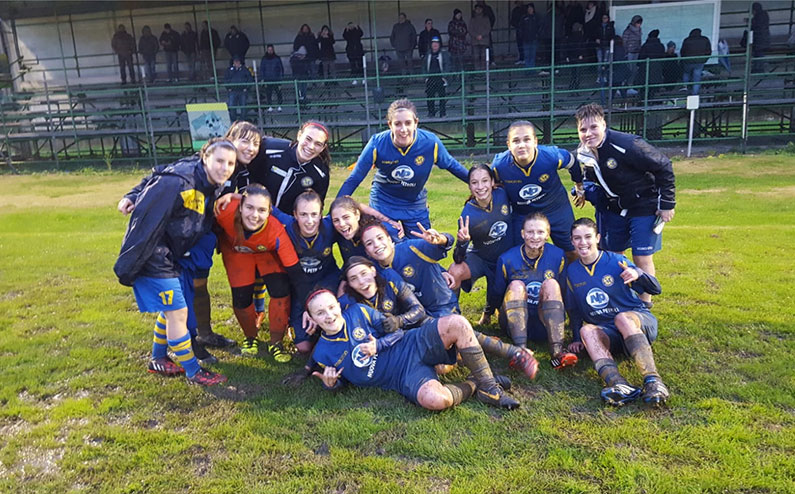 Primavera: vittoria per le guerriere gialloblù