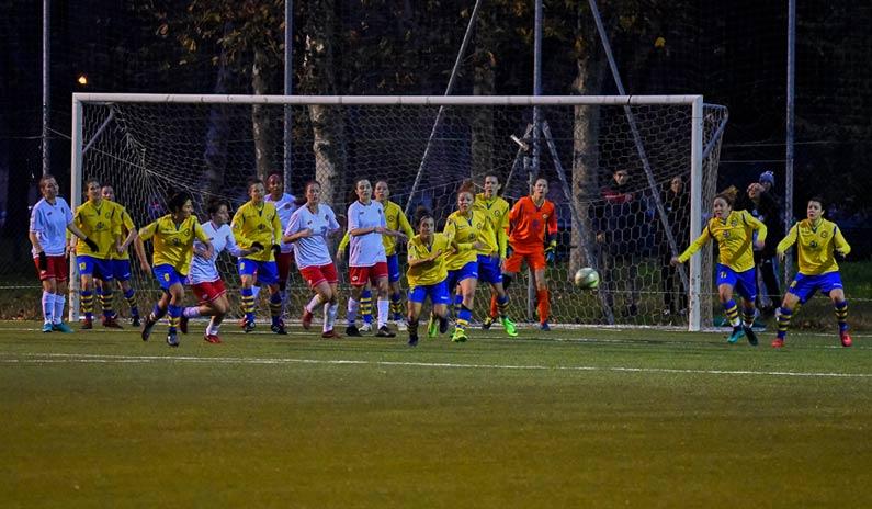Vittoria a Milano, la Fortitudo si impone contro le rossonere