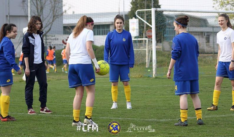 Marta, da giocatrice a team manager della Primavera