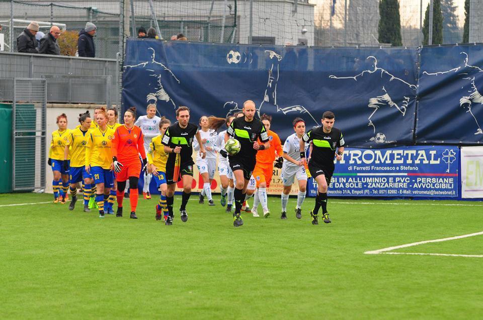 La Fortitudo torna a stupire: tre reti all'Empoli