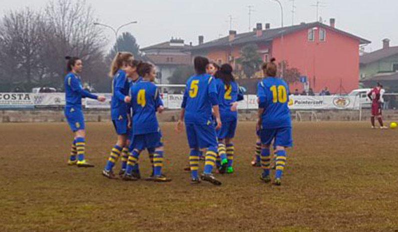 Primavera: le gialloblù sconfitte 1-2 dal Cittadella