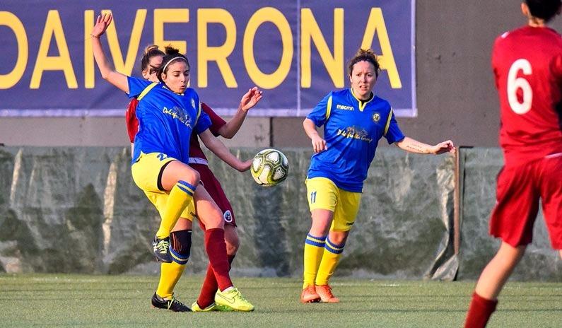 Elisa: «Il calcio è la mia passione e voglio diventare importante per la Fortitudo»