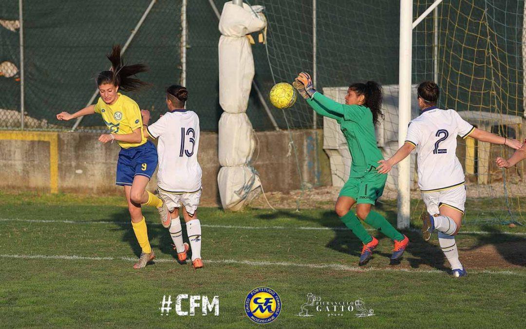 Allieve: sconfitta senza rimpianti contro l'Hellas Verona