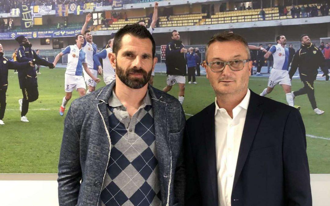 Massimiliano Rossi e Gianluca Sgreva alla guida del settore giovanile