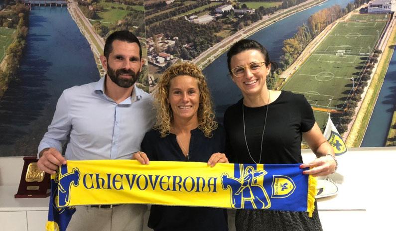 Grande colpo in casa Fortitudo: Valentina Boni in gialloblù