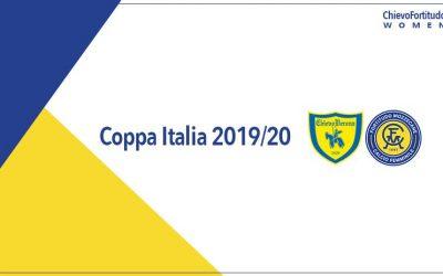 Coppa Italia: si partirà il 29 settembre