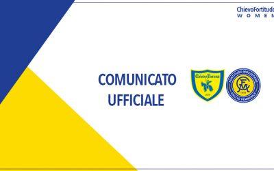 Comunicato ufficiale: sospensione definitiva dei campionati Primavera, Under 17 e 15