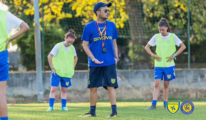 """Mister Crestani: """"Questa Primavera può diventare una grande squadra"""""""