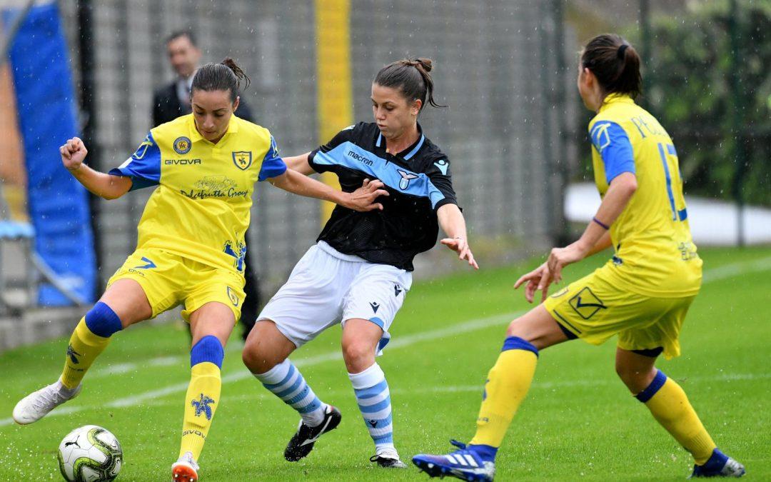 Trasferta amara: la Lazio vince 1-0