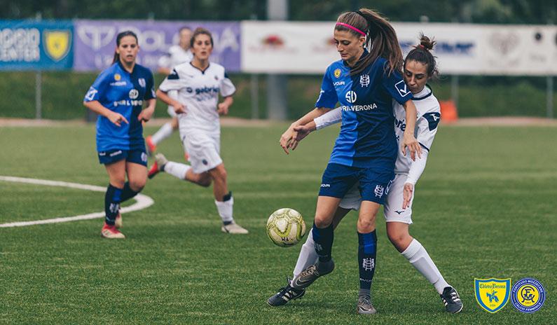Primavera: Finisce 0 a 0 contro il Lady Granata Cittadella