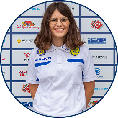 Team Manager Marta Magalini
