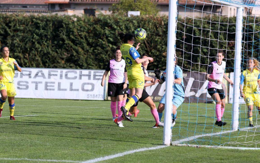 Serie B: sconfitta per 4-3 contro la Riozzese