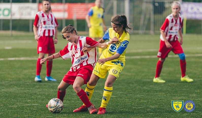 Under 17: sconfitta di misura a Padova