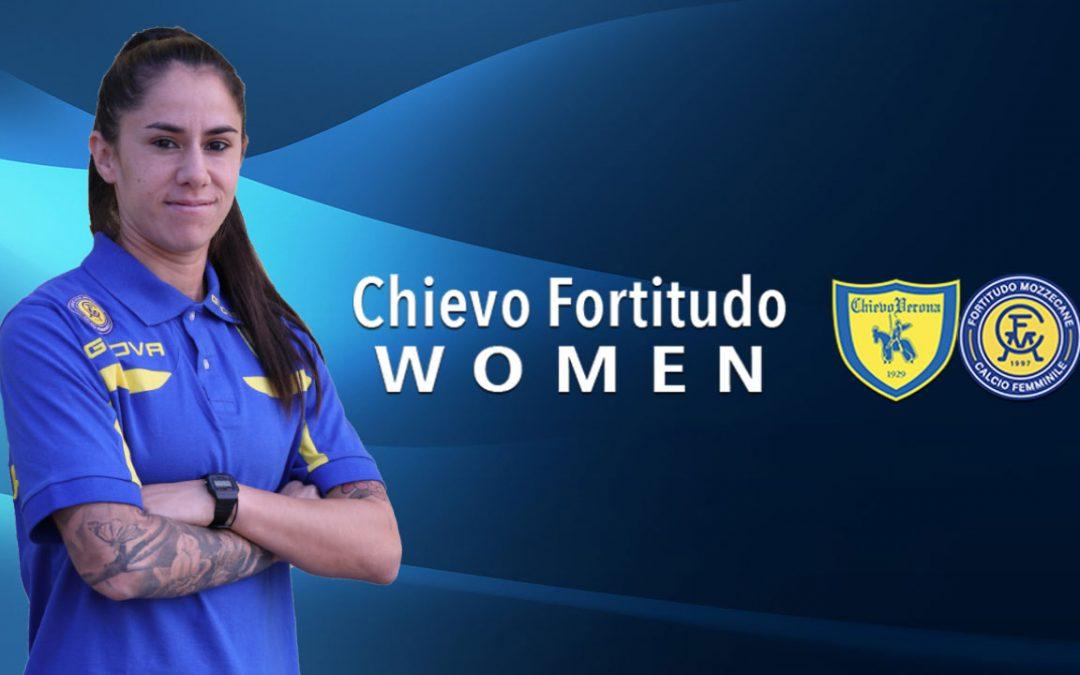 Ylenia Carabott: arriva da Malta il nuovo attaccante gialloblù