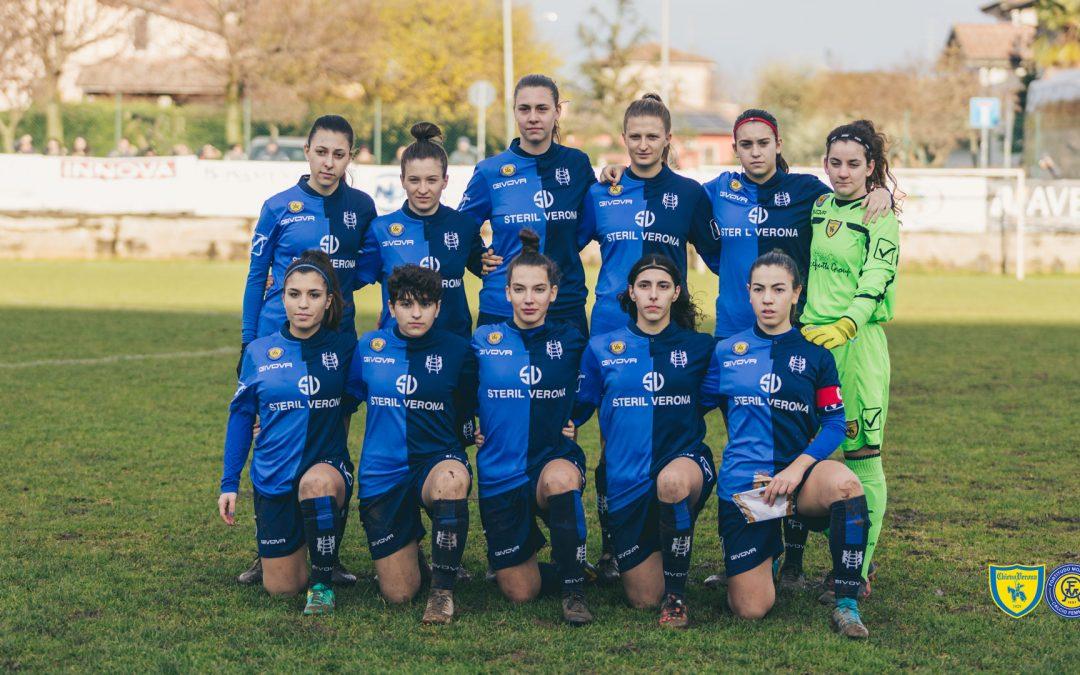 Primavera: Chievo Fortitudo Women – Inter 0-8