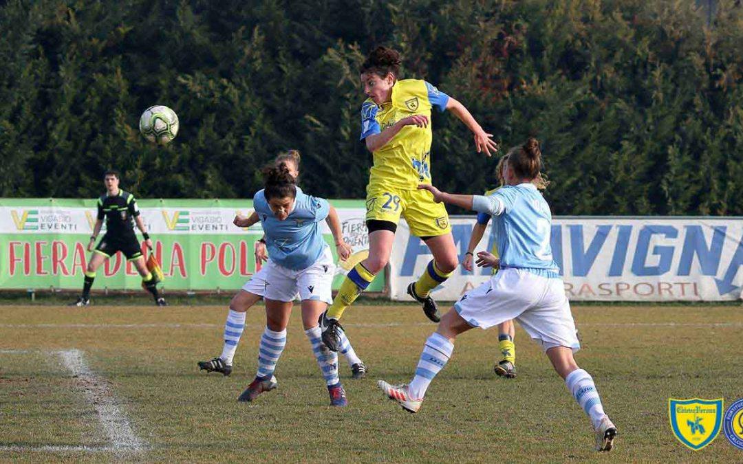 Serie B: la Lazio si impone 4-0
