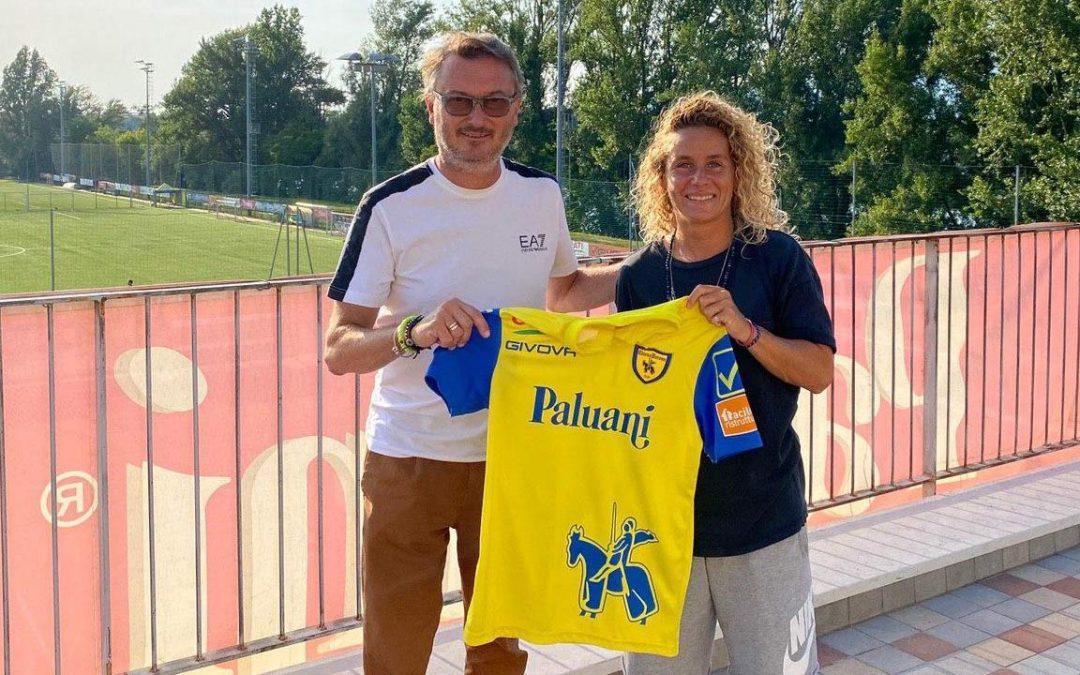 Il Chievo non rinuncia alla sua stella: Valentina Boni sarà ancora gialloblù