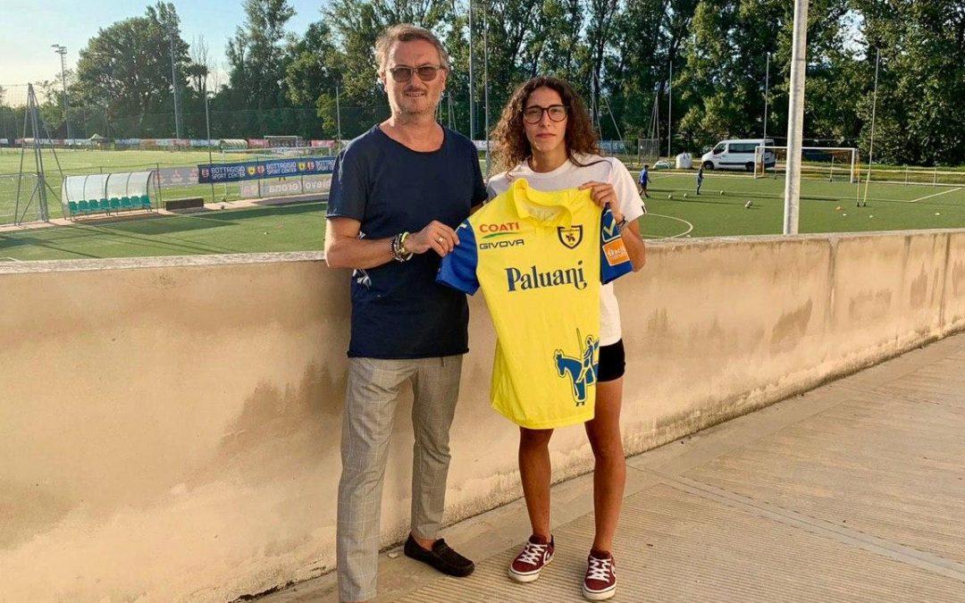 Riconferma per Lucia Bonfante, jolly difensivo gialloblù