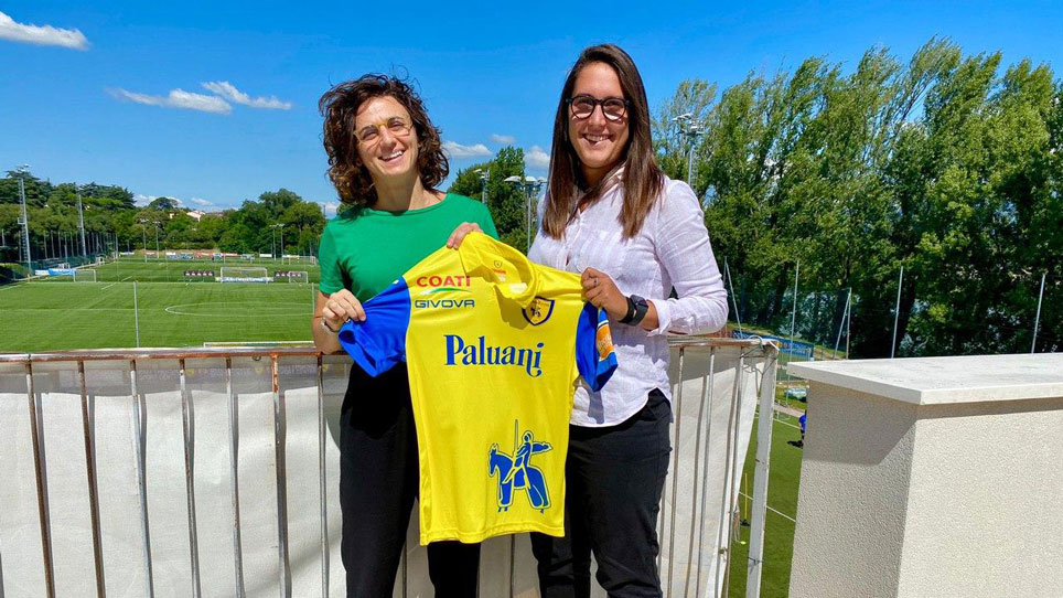 Salaorni fino al 2021: rinnovo per la veterana e leader della difesa gialloblù