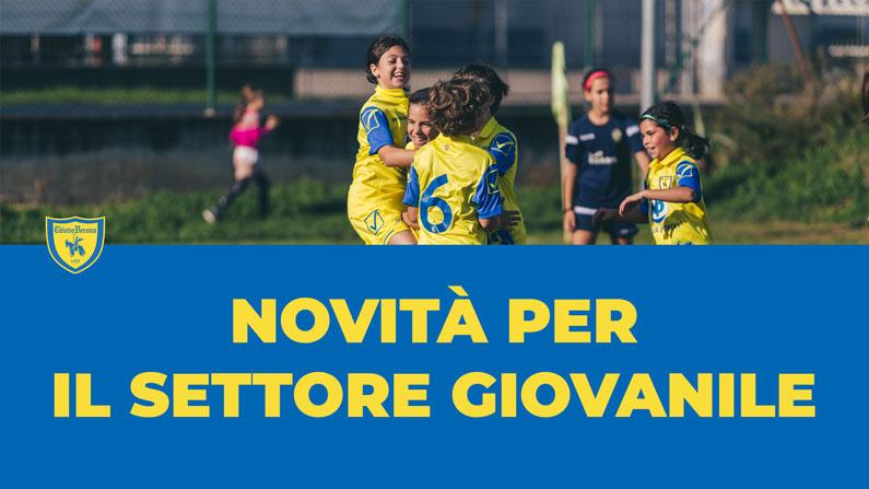 Nuove opportunità per le future campionesse gialloblù