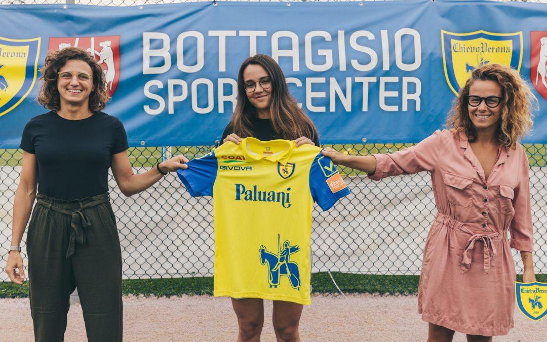 Il Chievo sceglie ancora la linea verde: Jessica Zanoni in prestito dall'Hellas