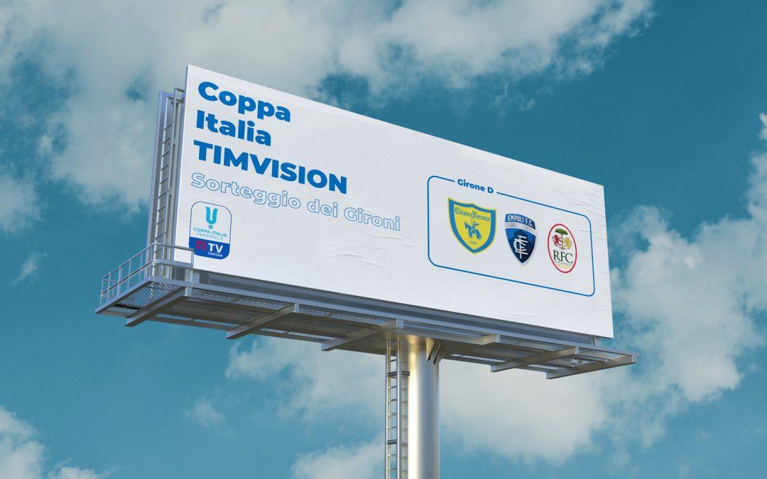 Comincia il nostro viaggio in Coppa Italia