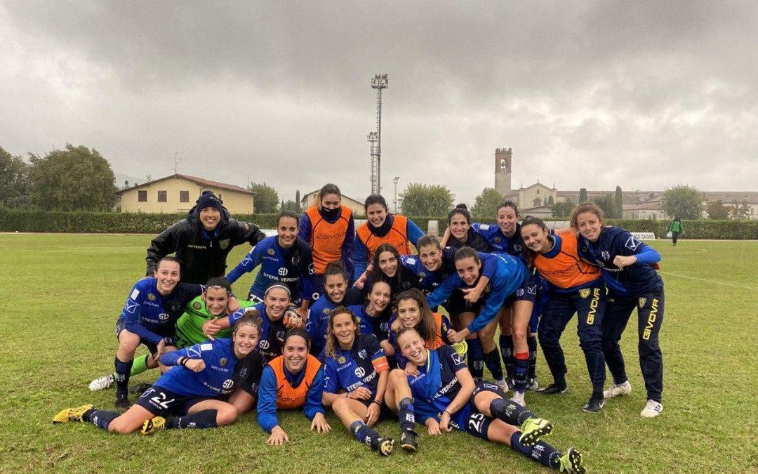Il Chievo risorge! Le gialloblù strapazzano il Brescia capolista