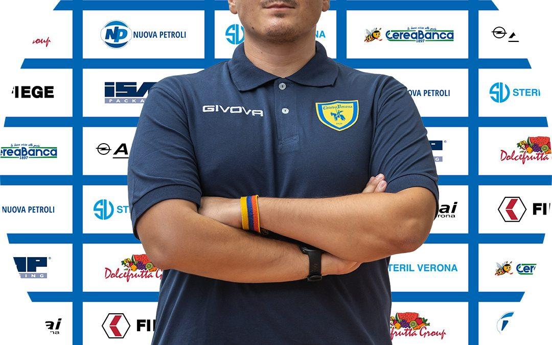 Responsabile tecnico squadre nazionali Enrico Salgarollo