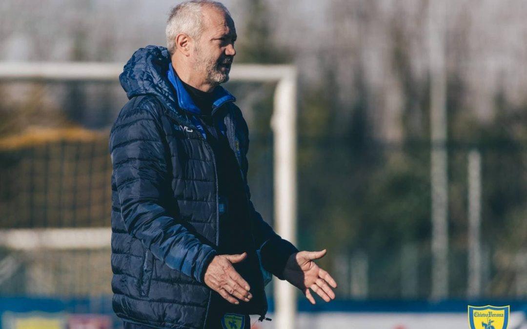 Moreno Dalla Pozza non è più l'allenatore del Chievo Women