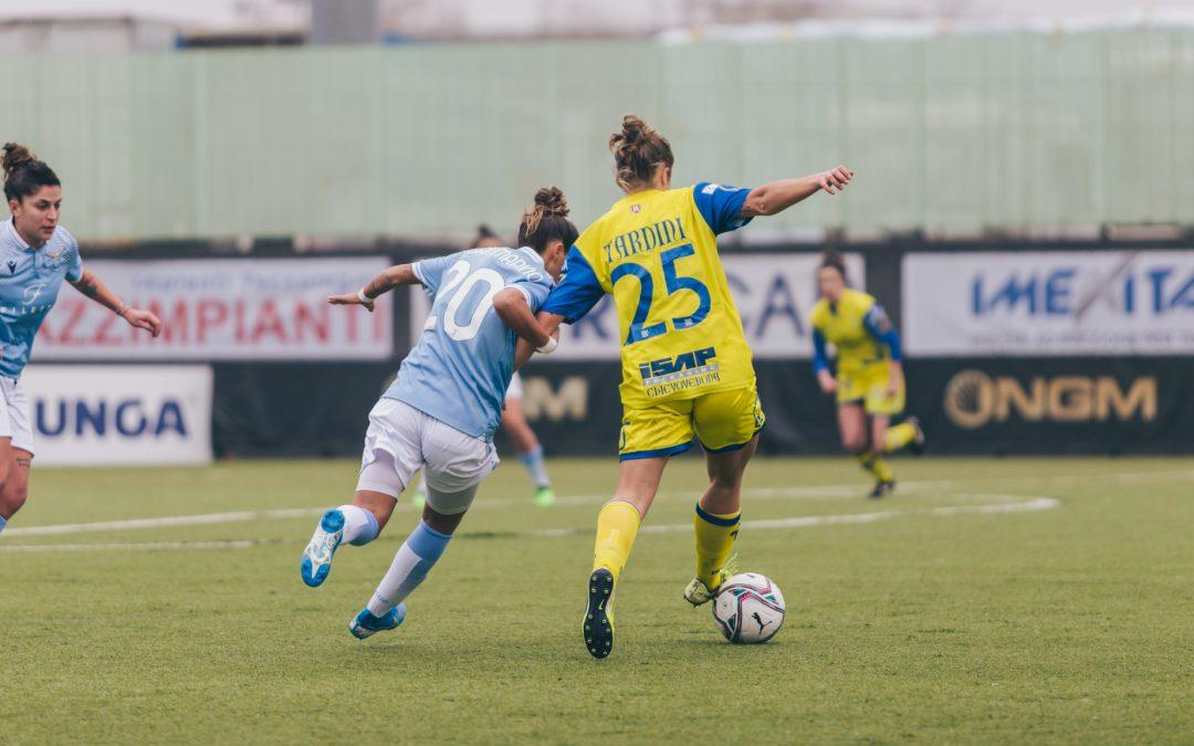 Il Chievo gioca, la Lazio segna. Le biancocelesti vincono 3-0