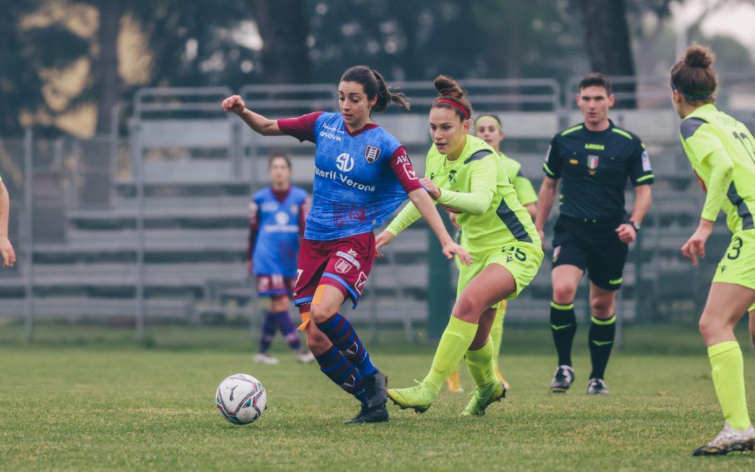 Il Chievo spreca, il Ravenna segna. Finisce 2 – 0 per le locali
