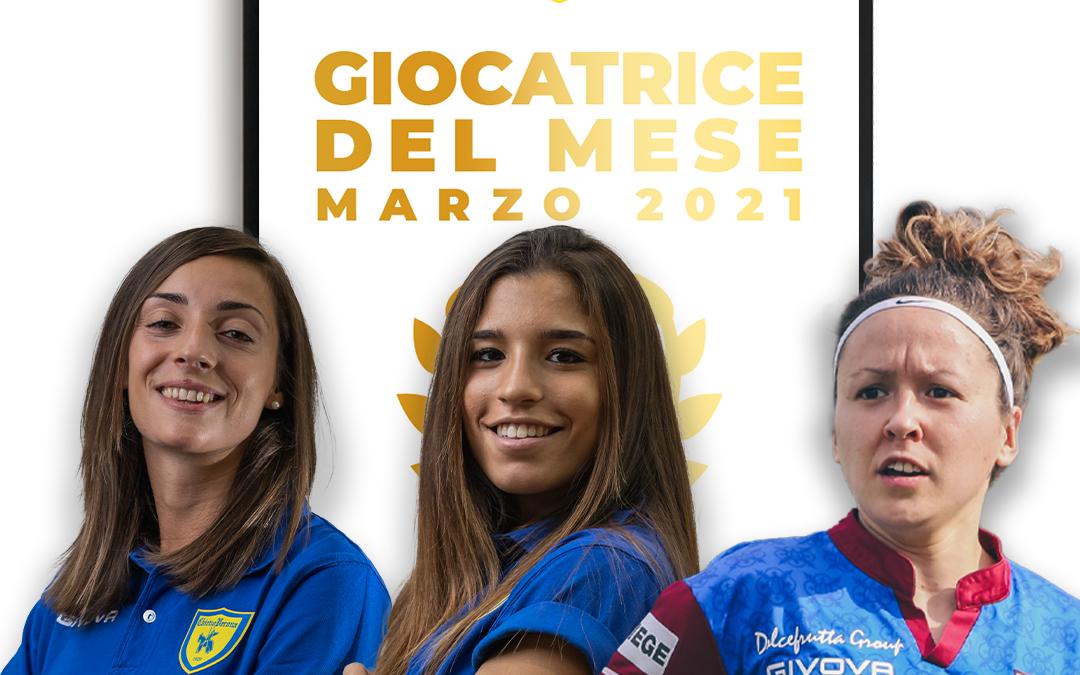 PREMIO MVP – Vota la migliore gialloblù del mese di marzo!
