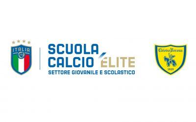 UFFICIALE – Il nostro settore giovanile diventa Scuola Calcio Élite!