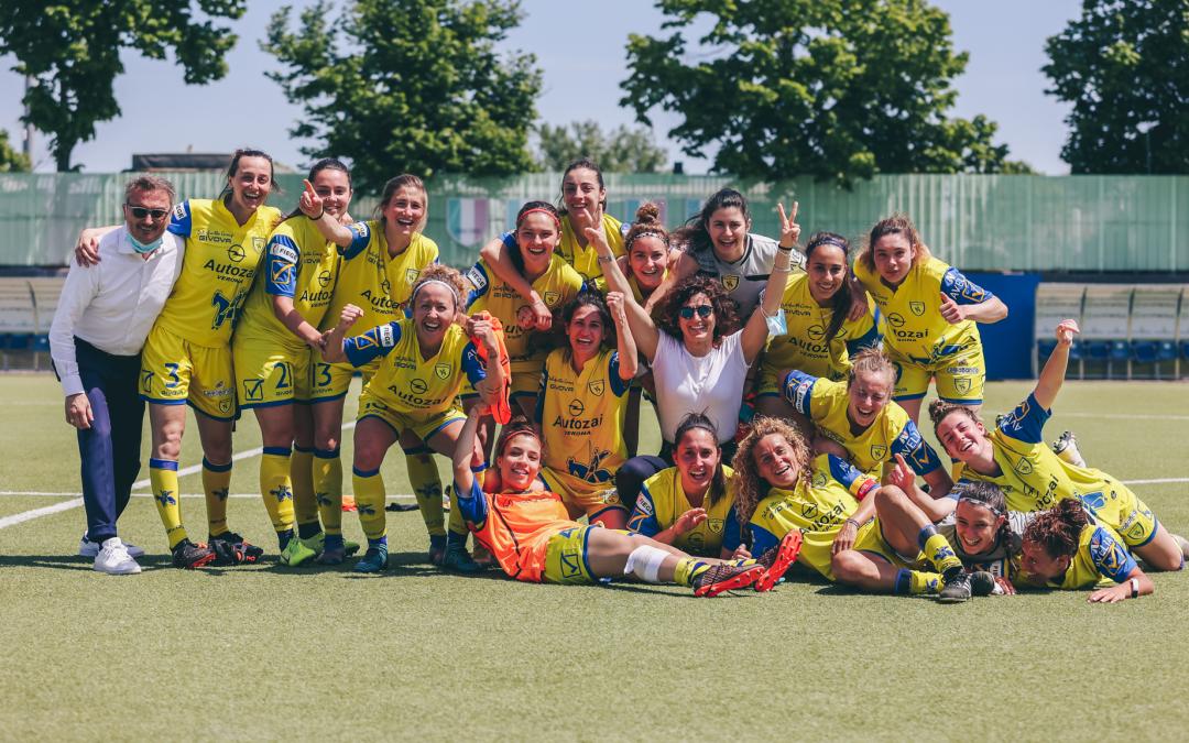 Game, set & match: il Chievo domina il derby e ne fa 6 al Vicenza