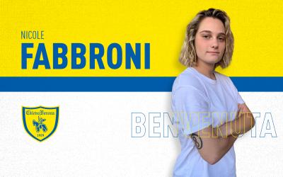 UFFICIALE – Nicole Fabbroni è una nuova calciatrice del Chievo Women