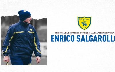 Enrico Salgarollo è il nuovo Responsabile del settore Giovanile